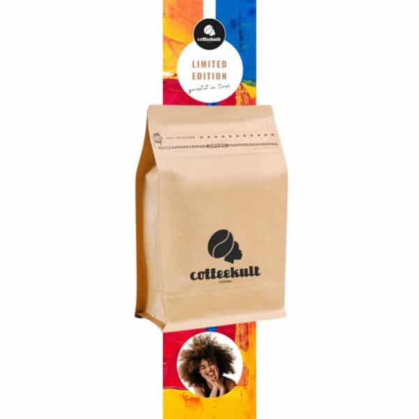 coffeekult kaffeerösterei innsbruck kaffeebohnen arabica limited edition