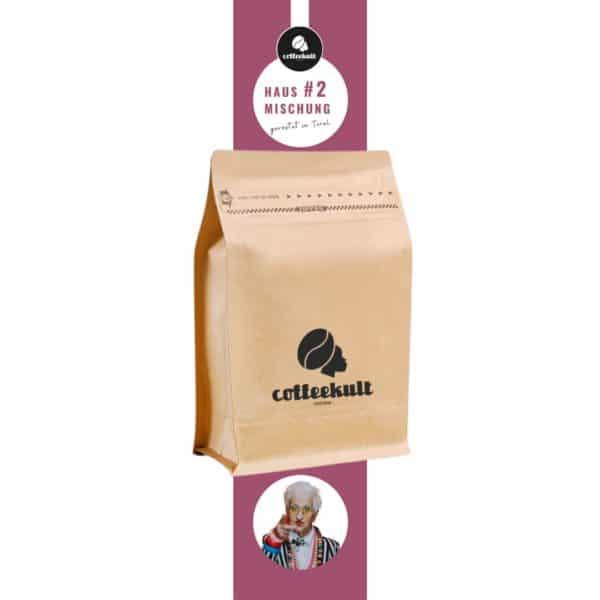 coffeekult kaffeerösterei innsbruck blend arabica robusta kaffeebohnen