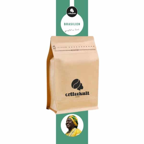coffeekult kaffeerösterei innsbruck brasilien kaffeebohnen arabica