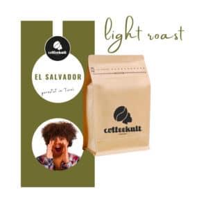 coffeekult kaffeerösterei innsbruck kaffeebohnen arabica ElSalvador ligt roast