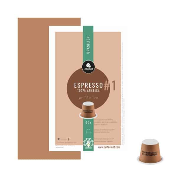 coffeekult kaffeerösterei innsbruck kaffeebohnen arabica Kaffeekapseln