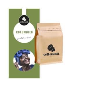 coffeekult kaffeerösterei innsbruck kaffeebohnen arabica Kolumbien