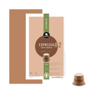 coffeekult kaffeerösterei innsbruck kaffeebohnen arabica espressokapseln