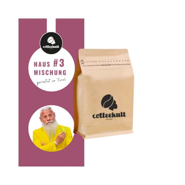 coffeekult kaffeerösterei innsbruck kaffeebohnen arabica kaffeemischung