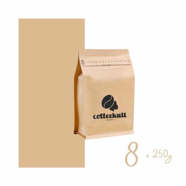 coffeekult kaffeerösterei innsbruck kaffeebohnen arabica probierpaket 8