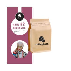 coffeekult kaffeerösterei innsbruck kaffeebohnen arabica robusta kaffeemischung blend