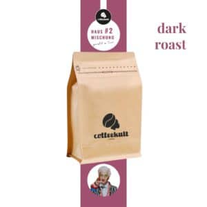 coffeekult kaffeerösterei innsbruck mischung arabica robusta kaffeebohnen
