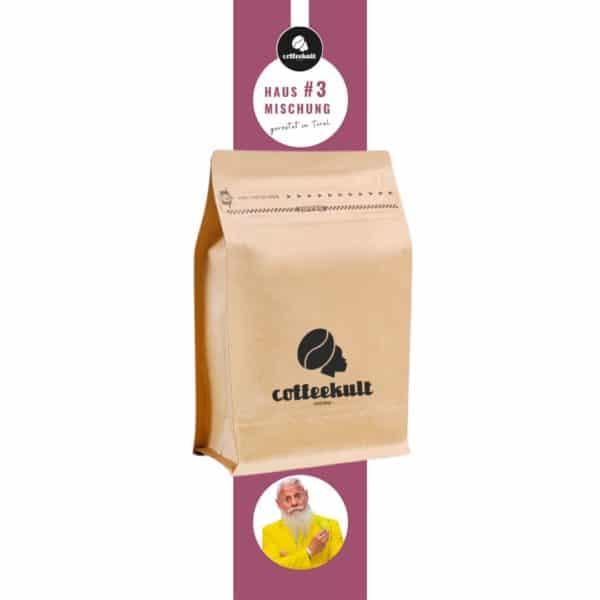 coffeekult kaffeerösterei innsbruck mischung kaffeebohnen arabica