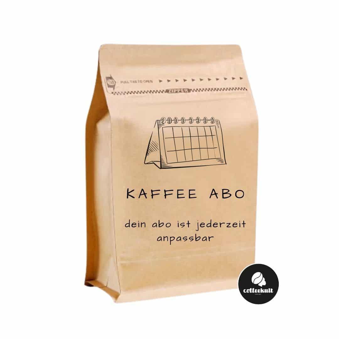 coffeekult kaffee abo frischgeröstet kaffeebohnen lieferung 1