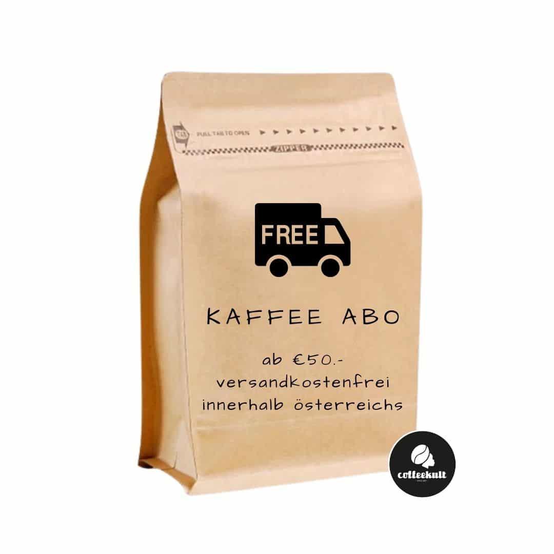 coffeekult kaffee abo frischgeröstet kaffeebohnen lieferung versandkostenfrei 1