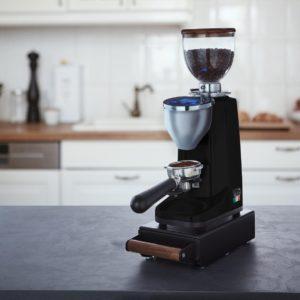 coffeekult kaffee zubehör rösterei tirol innsbruck kaffeemühle bellezza kaffeemuhle-piccola-titanio-60-schwarz-matt