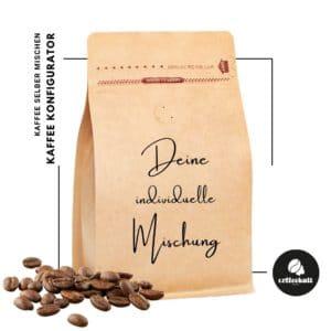 Kaffeebohnen selber mischen kaffee innsbruck coffeekult individuelle röstung