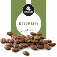 kaffeebohnen selber mischen arabica kolumbien coffeekult