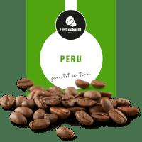 kaffeebohnen selber mischen arabica peru coffeekult