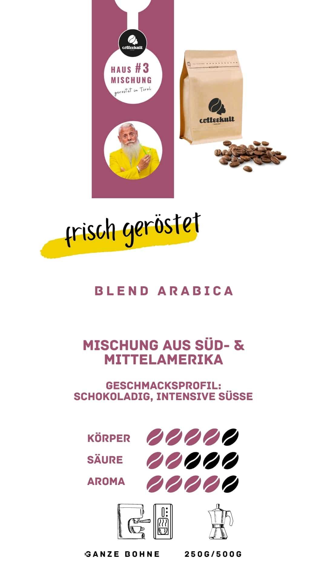 coffeekult coffee frisch geröstet barista kaffeerösterei innsbruck hausmischung 3