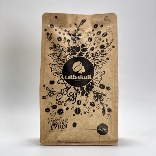coffeekult frisch geröstet kaffee 500