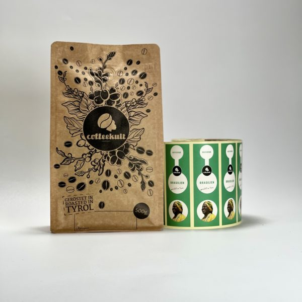 coffeekult frisch geröstet kaffee brasilien arabica