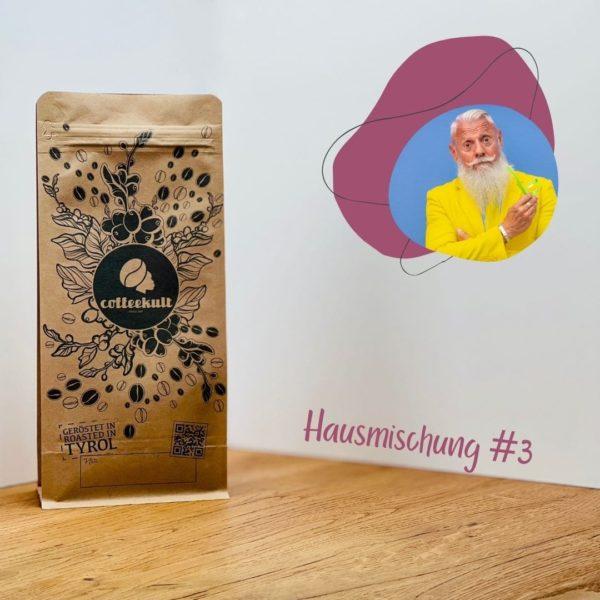 coffeekult hausmischung arabica