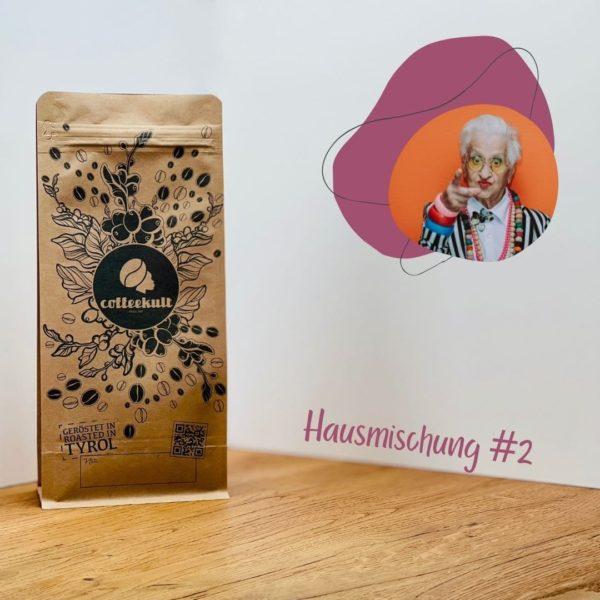 coffeekult hausmischung arabica robusta