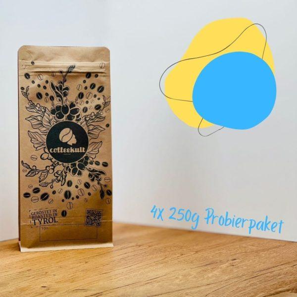 coffeekult probierpaket klein