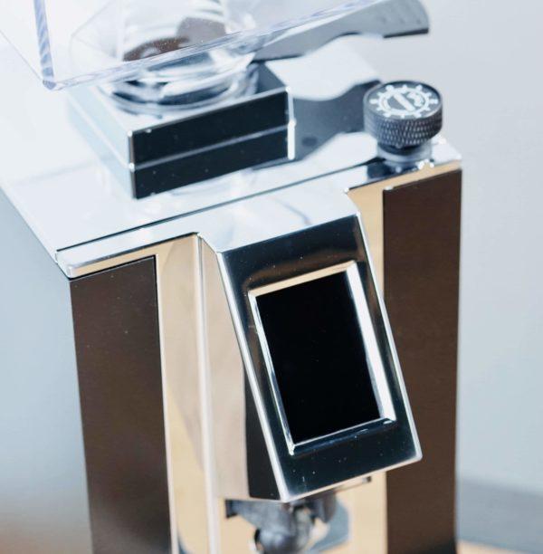 eureka kaffeemuehle display