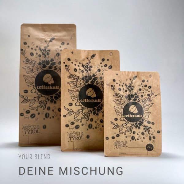 coffeekult kaffee deine kaffeemischung frischgeröstet
